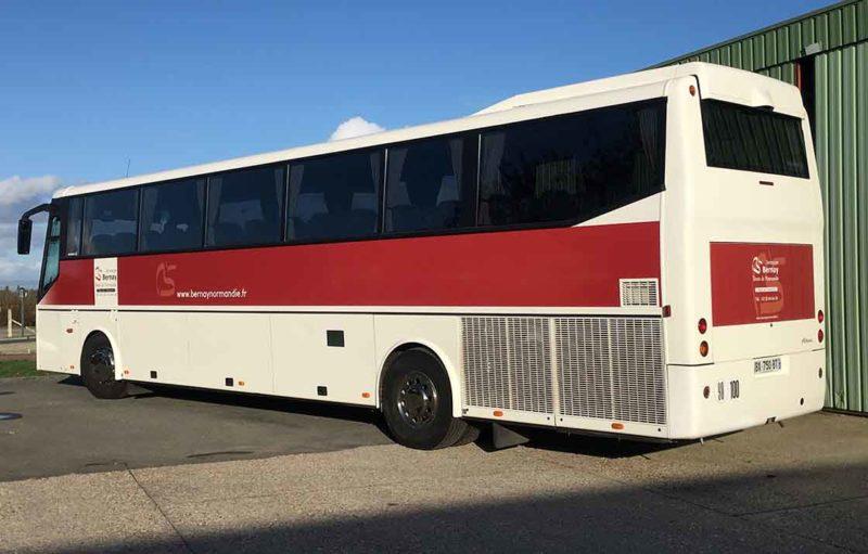 Image représentant un bus de l'Intercom Bernay Terres de Normandie